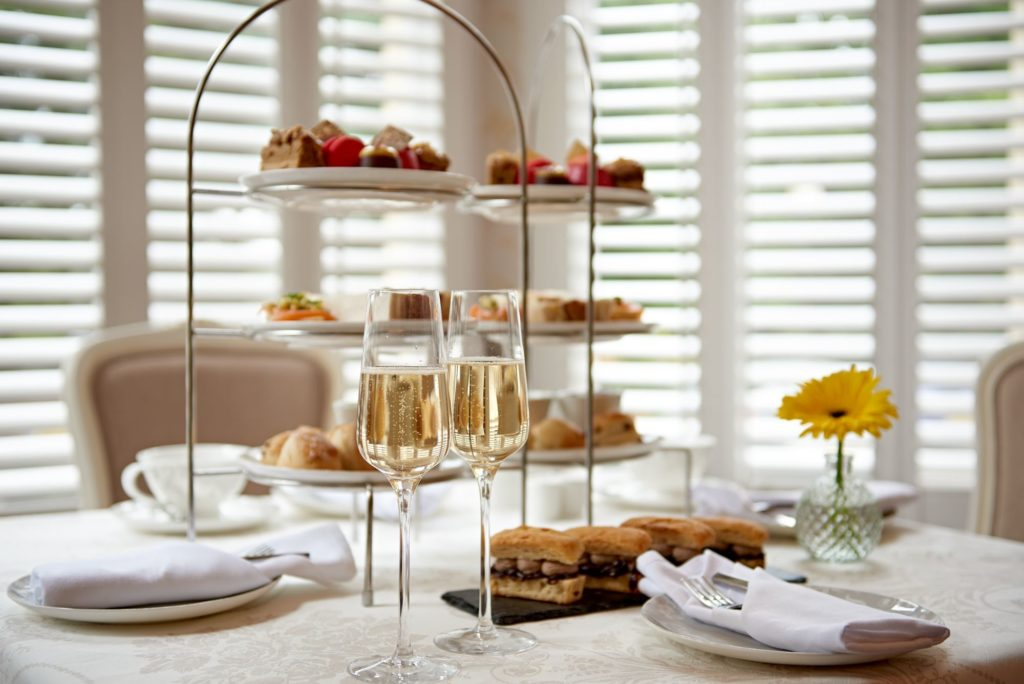 Afternoon Tea Birmingham - Laura Ashley Tearoom