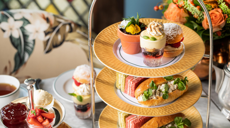 Manchester Afternoon Tea - The Ivy