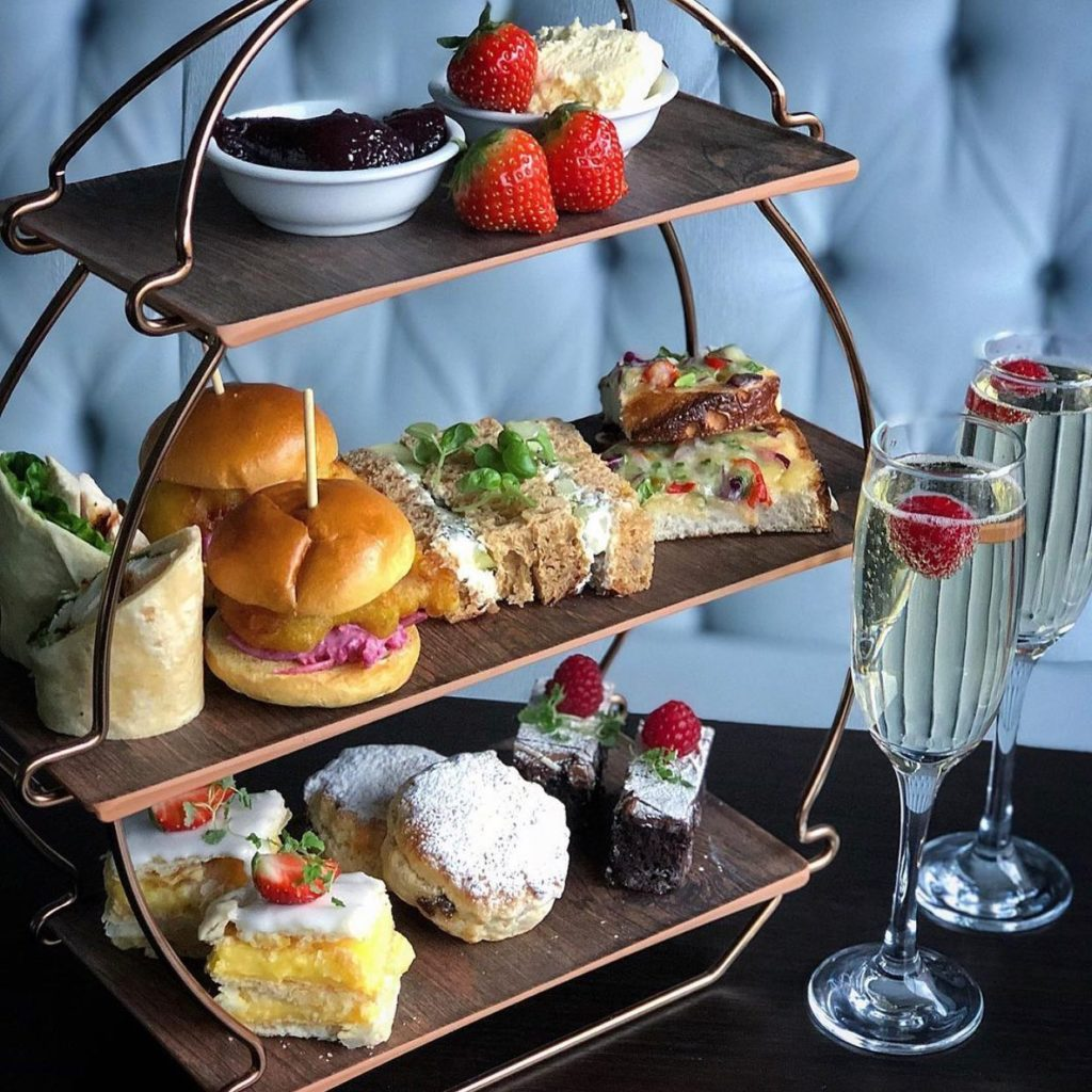 Afternoon Tea Manchester = One88