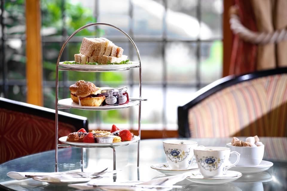 Afternoon Tea Birmingham - Plough and  Harrow Hotel