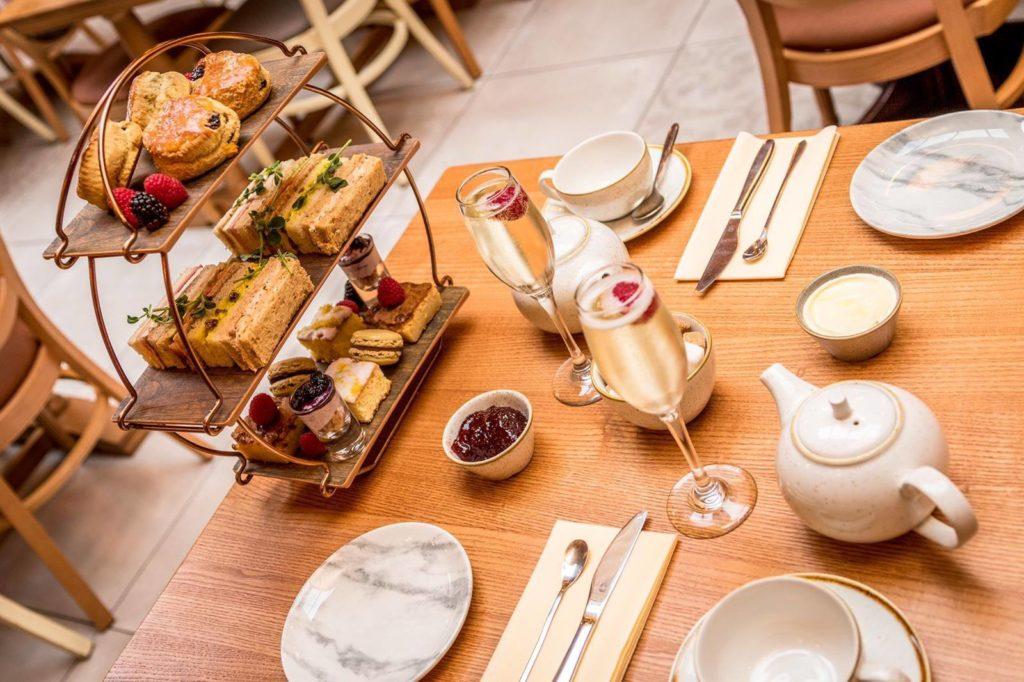 Afternoon Tea Liverpool - Allerton Manor