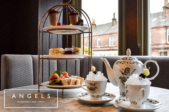 Manchester Afternoon Tea - Angels Hotel