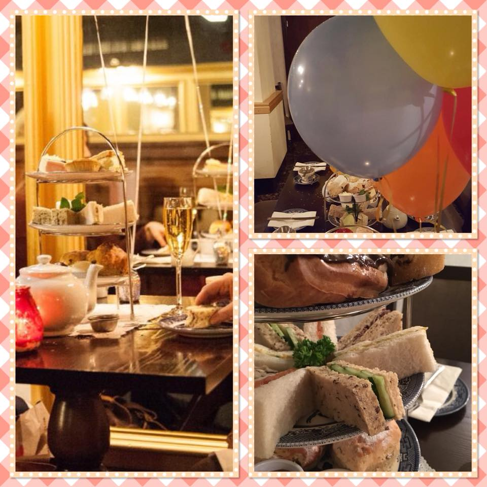 Afternoon Tea Manchester - Annies