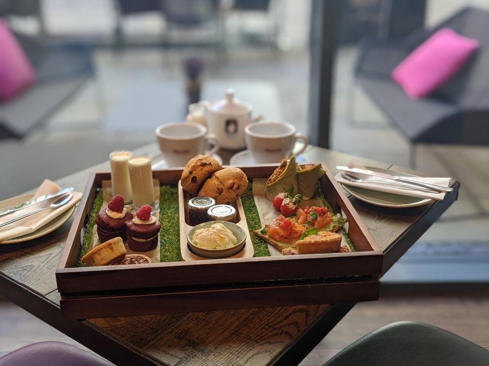 Afternoon Tea Birmingham - Hilton Garden Inn