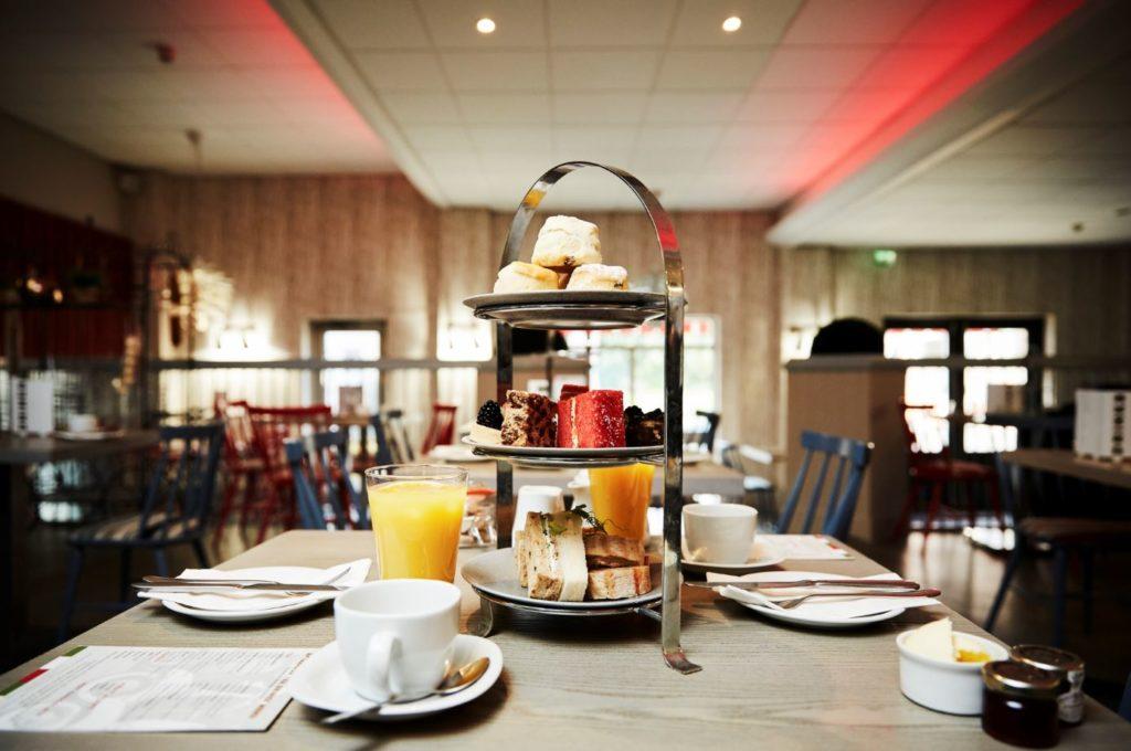 Afternoon Tea Birmingham - The Belfry