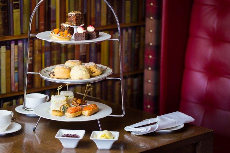 Afternoon Tea Manchester - Brasserie Abode