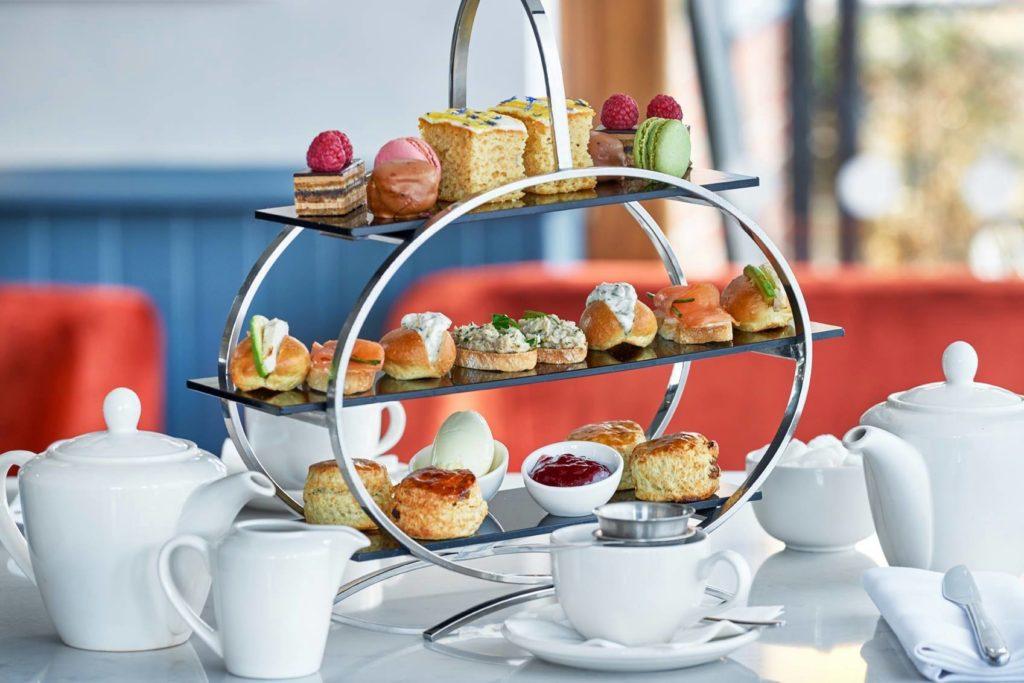 Afternoon Tea Manchester - Browns Brasserie