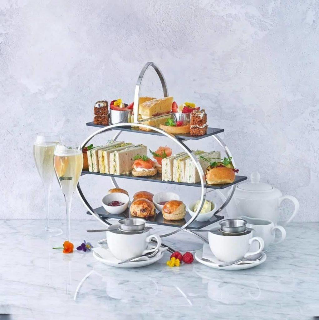 Afternoon Tea Liverpool - Browns Bar & Brasserie