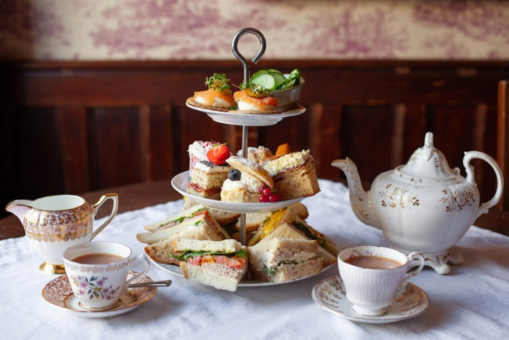 Manchester Afternoon Tea - The Butterfly & The Pig Tea Rooms
