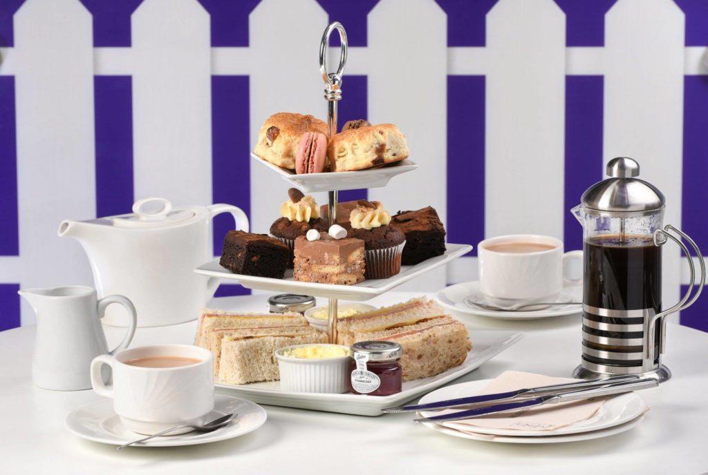 Afternoon Tea Birmingham - Cadburys Cafe