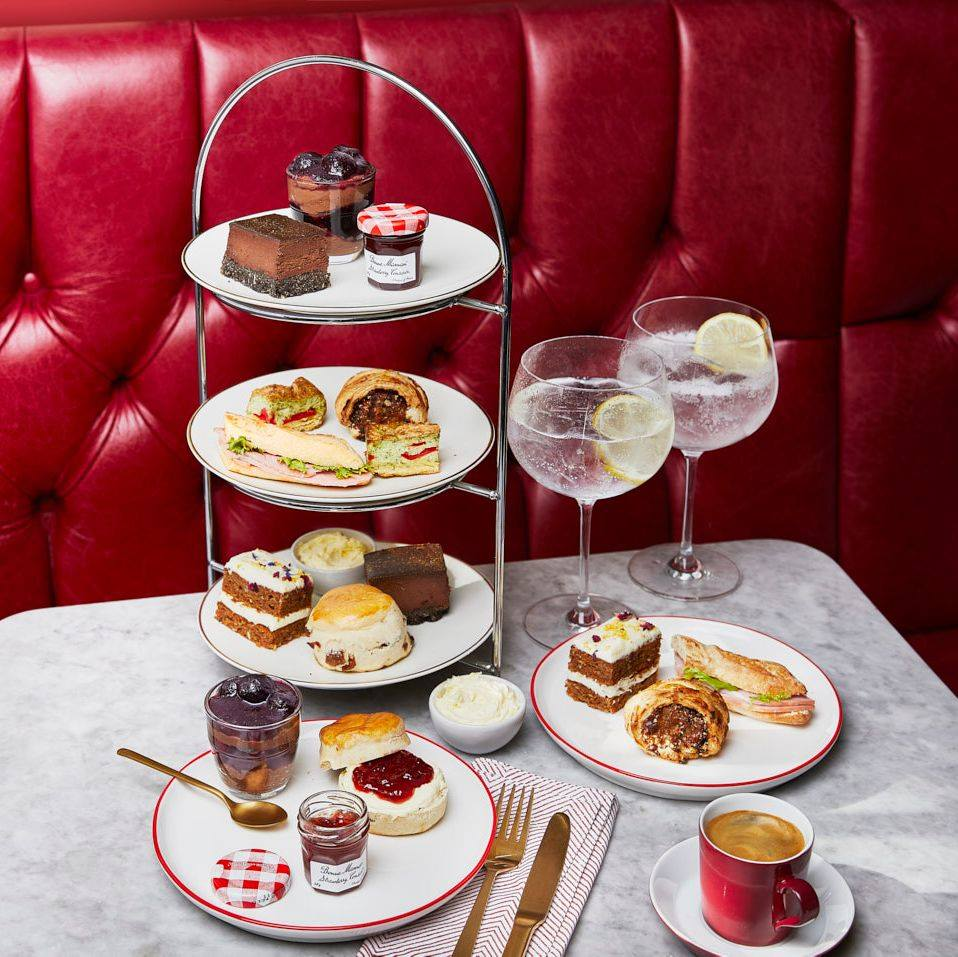 Cafe Rouge Afternoon Tea - Classic
