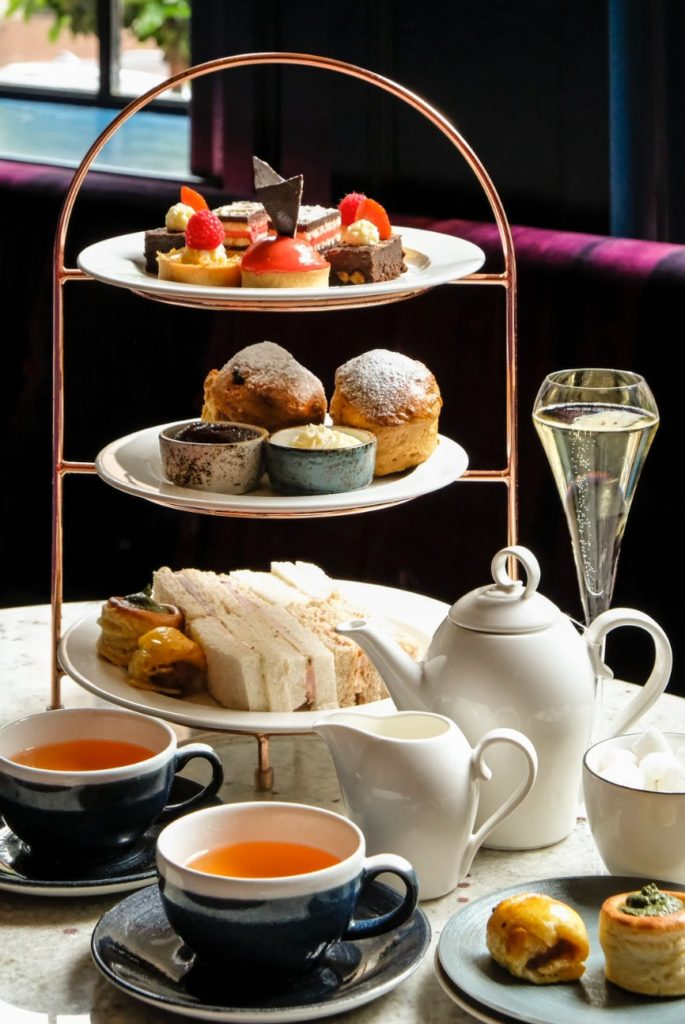 Manchester Afternoon Tea - The Citizen