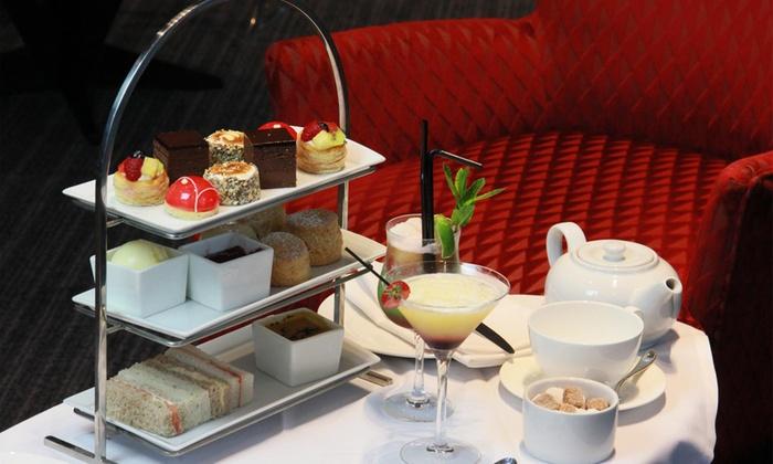 Afternoon Tea Birmingham - Clayton Hotel