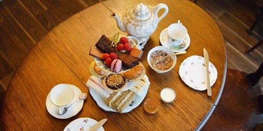Afternoon Tea Manchester - Cocoa Cabana
