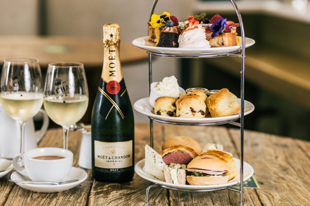 Manchester Afternoon Tea - The Corinthian Club
