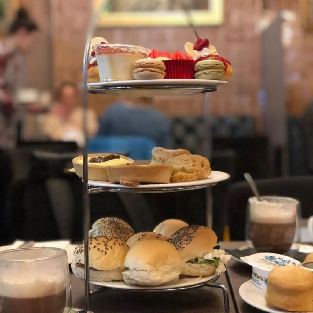 Manchester Afternoon Tea - Cup Tea Rooms
