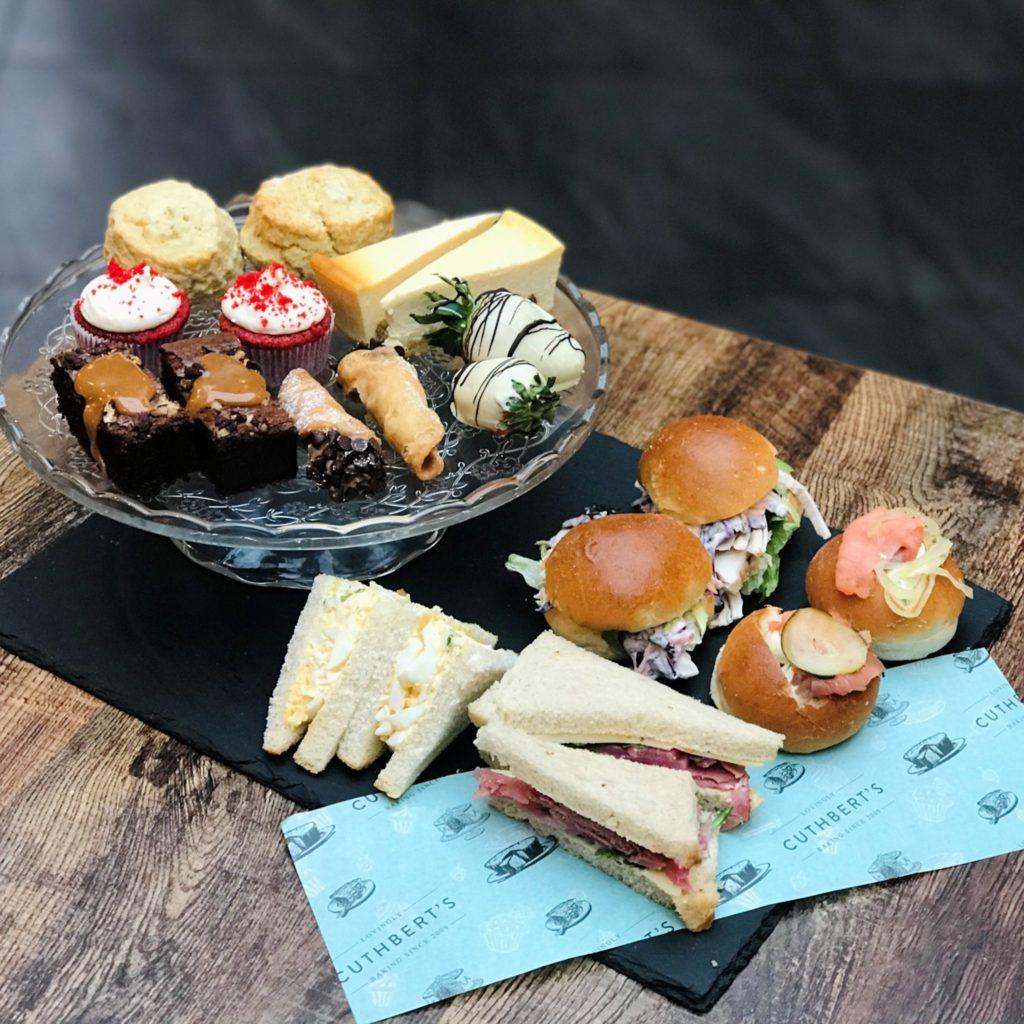 Afternoon Tea Liverpool - Cuthbert's Bakehouse