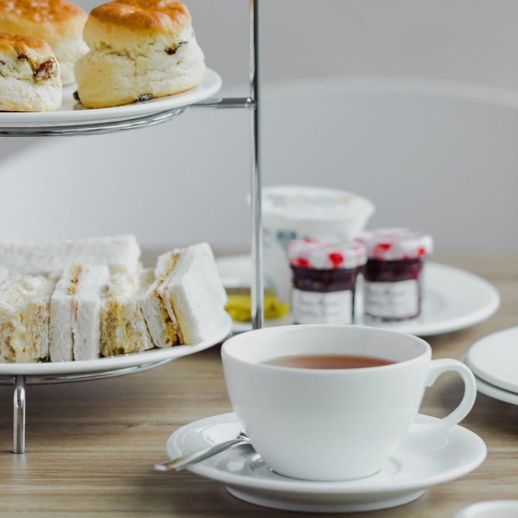 Afternoon Tea Liverpool - Dobbies Garden Centre