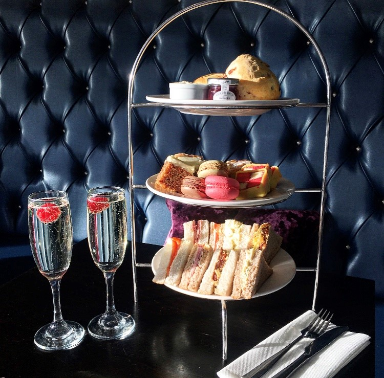 Afternoon Tea Liverpool - The Fairway Grill
