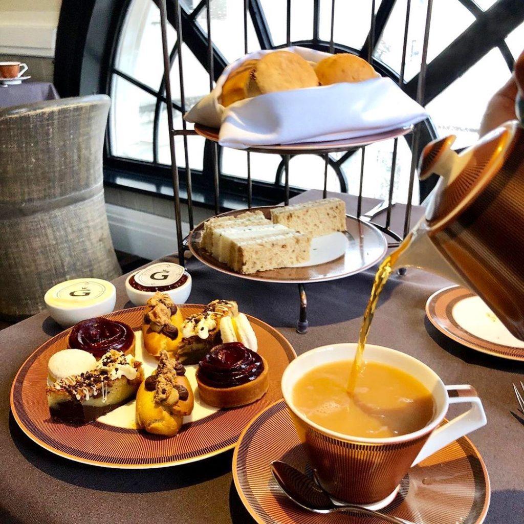 Afternoon Tea Manchester - Hotel Gotham