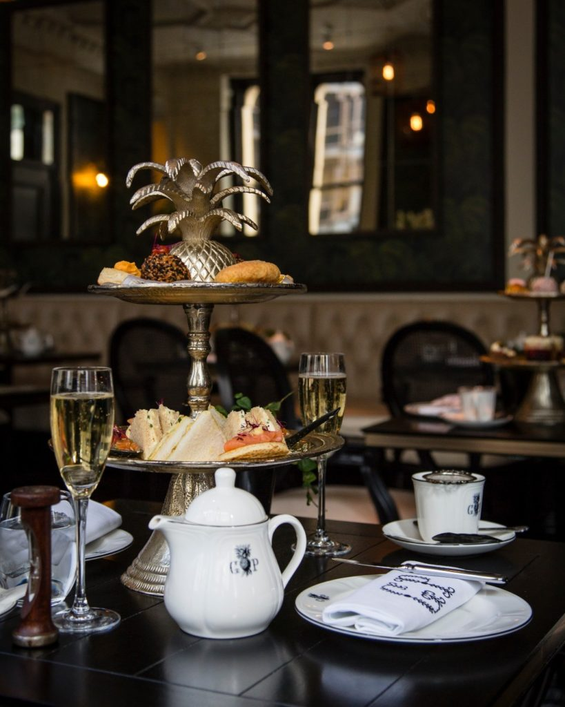 Afternoon Tea Manchester - Grand Pacific