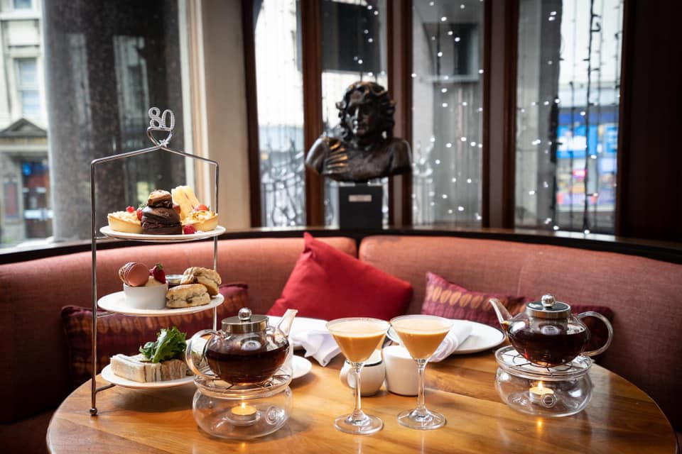 Afternoon Tea Liverpool - Hard Day's Night Hotel