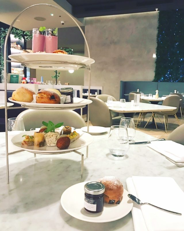 Afternoon Tea Birmingham - Harvey Nichols