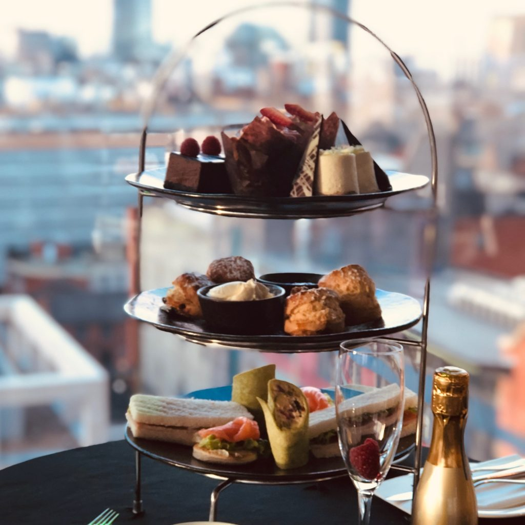Afternoon Tea Manchester - Doubletree by Hilton