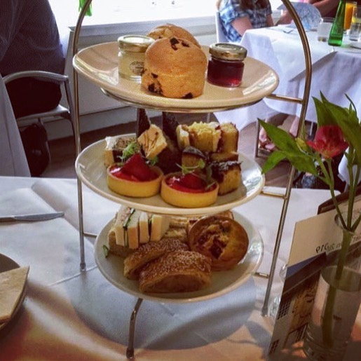 Manchester Afternoon Tea - House For An Art Lover