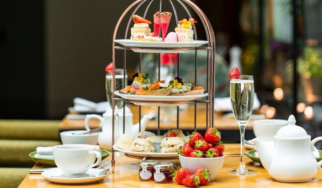 Afternoon Tea Birmingham - Hyatt Regency