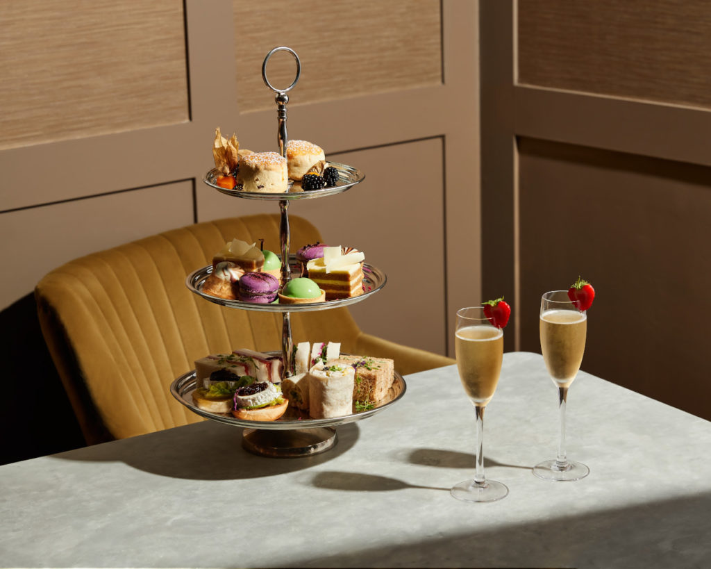 Afternoon Tea Manchester - King Street Townhouse