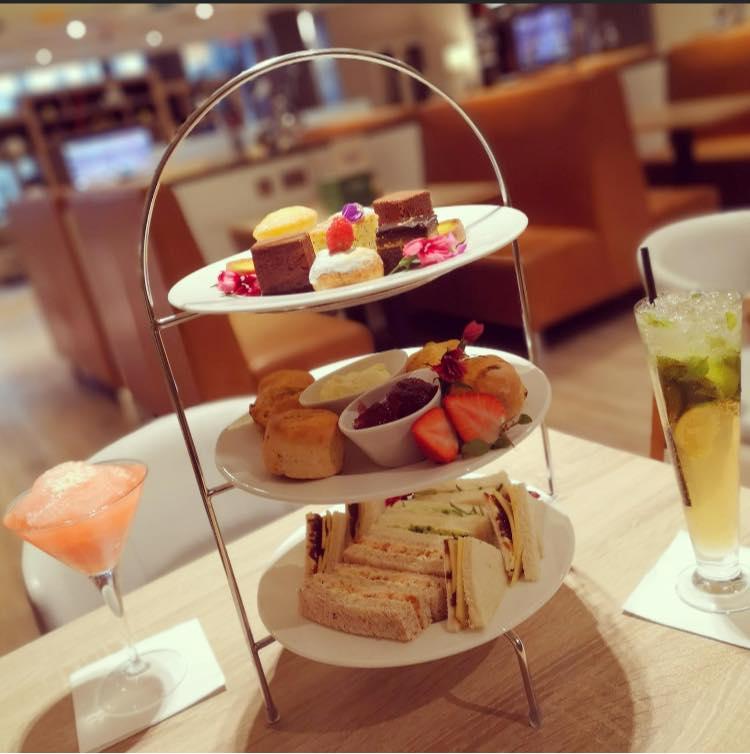 Afternoon Tea Birmingham - the Lobby on Hill Street