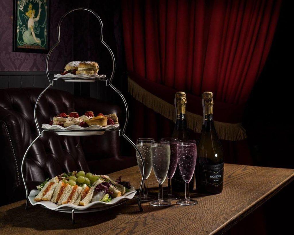 Afternoon Tea Liverpool - Ma Boyle's Alehouse & eatery