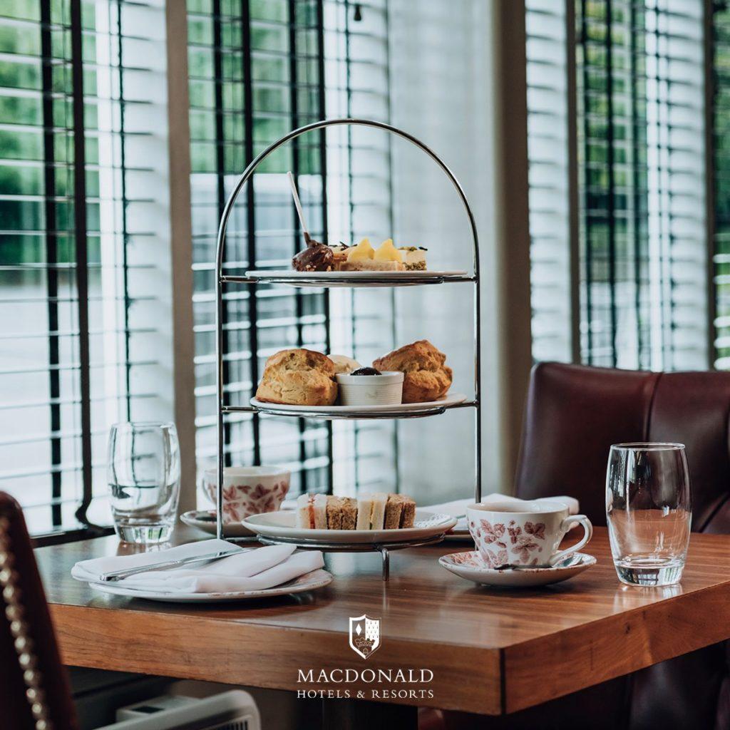 Afternoon Tea Oxford - MacDonald Bear Hotel