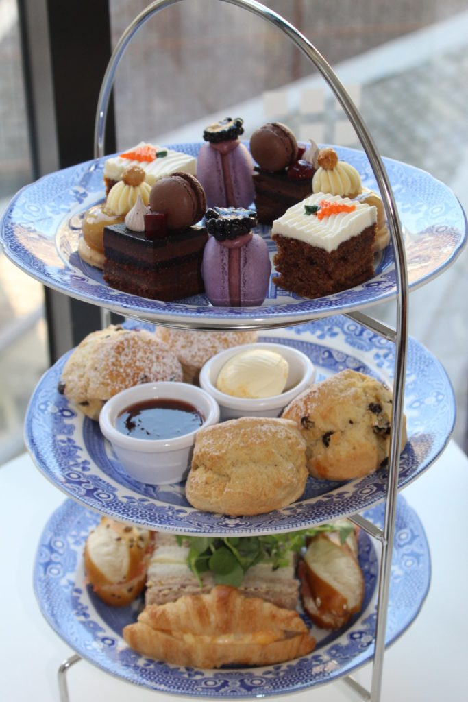 Manchester Afternoon Tea - The Willow Tea Rooms
