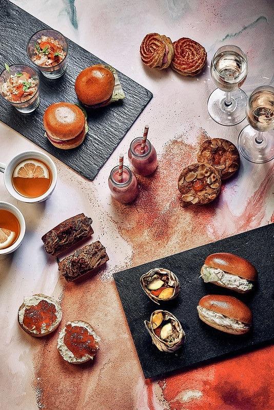 Afternoon Tea Liverpool - Malmaison