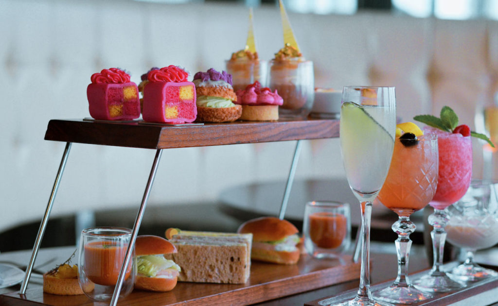 Afternoon Tea Manchester - Manchester House