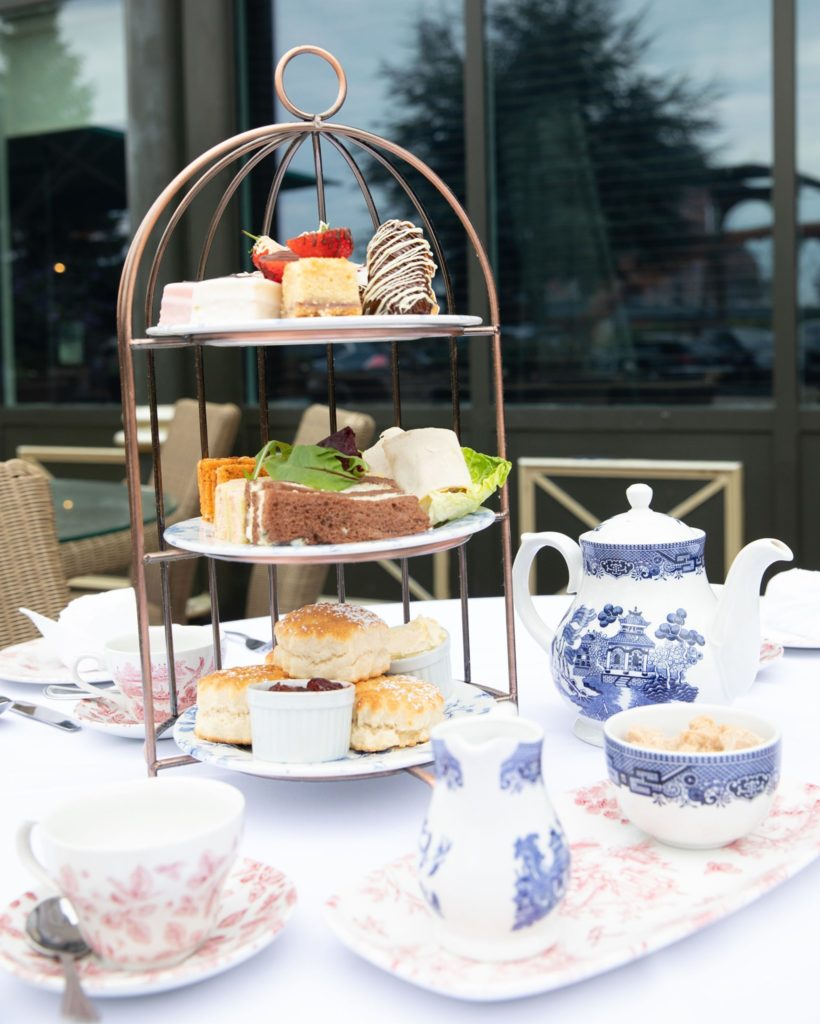 Afternoon Tea Manchester Marriott Victoria & Albert