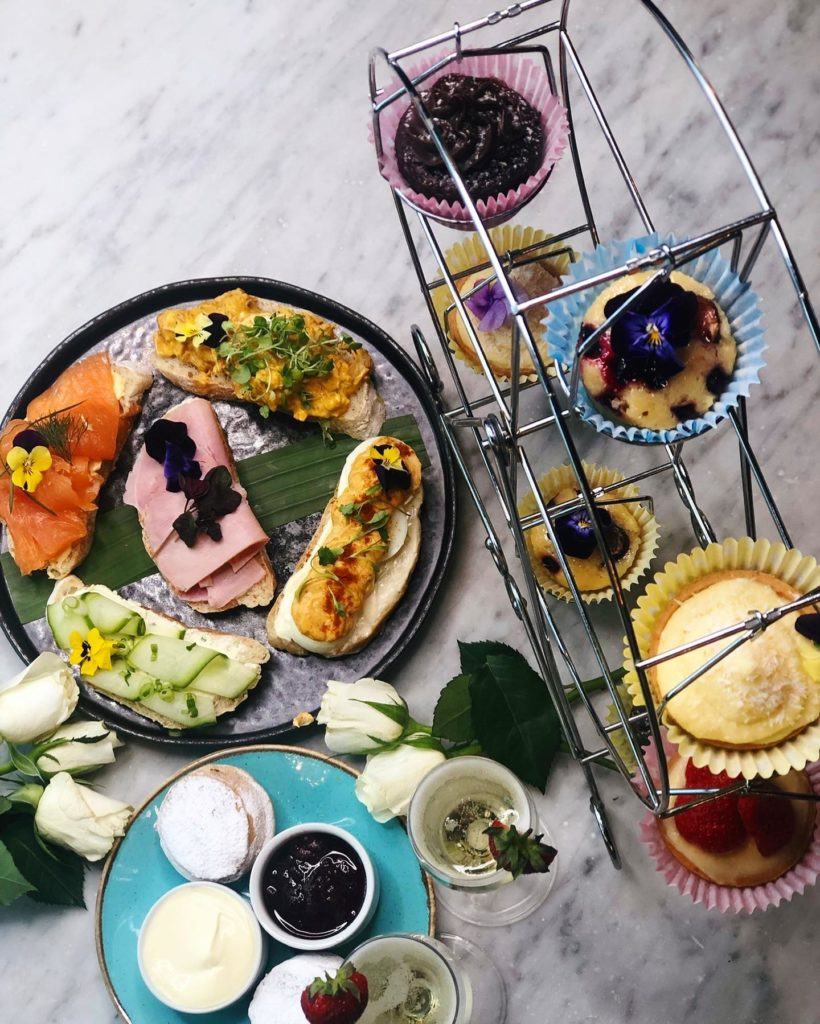Afternoon Tea Manchester - Menagerie