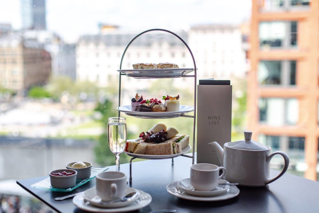 Afternoon Tea Manchester - Mercure Piccadilly
