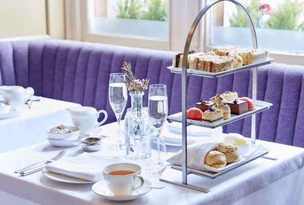 Afternoon Tea Manchester - The Tea Room At the Midland