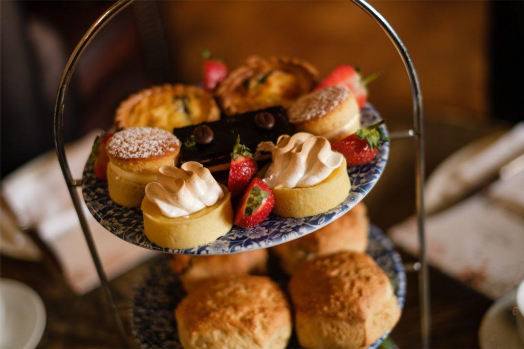 Afternoon Tea Birmingham - Moor Hall Hotel