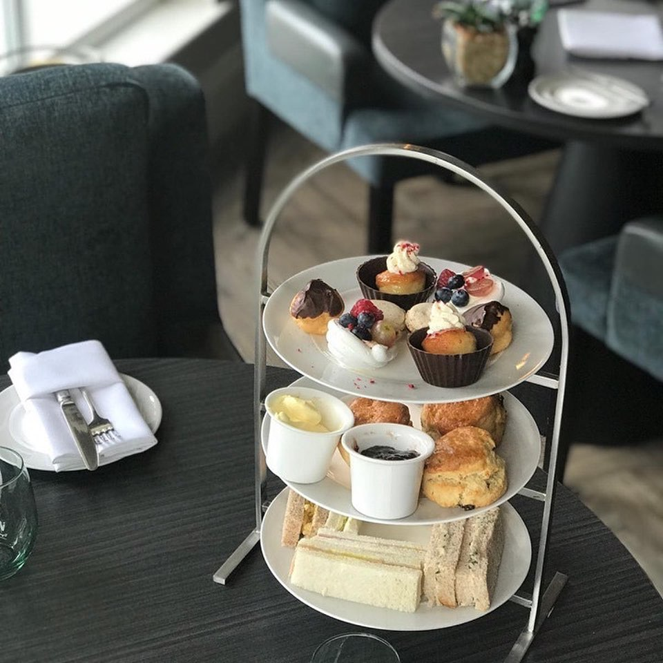 Afternoon Tea Manchester - Oddfellows On The Park