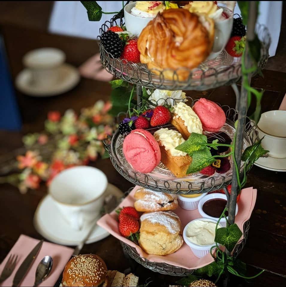 Afternoon Tea Liverpool - Oh Me Oh My