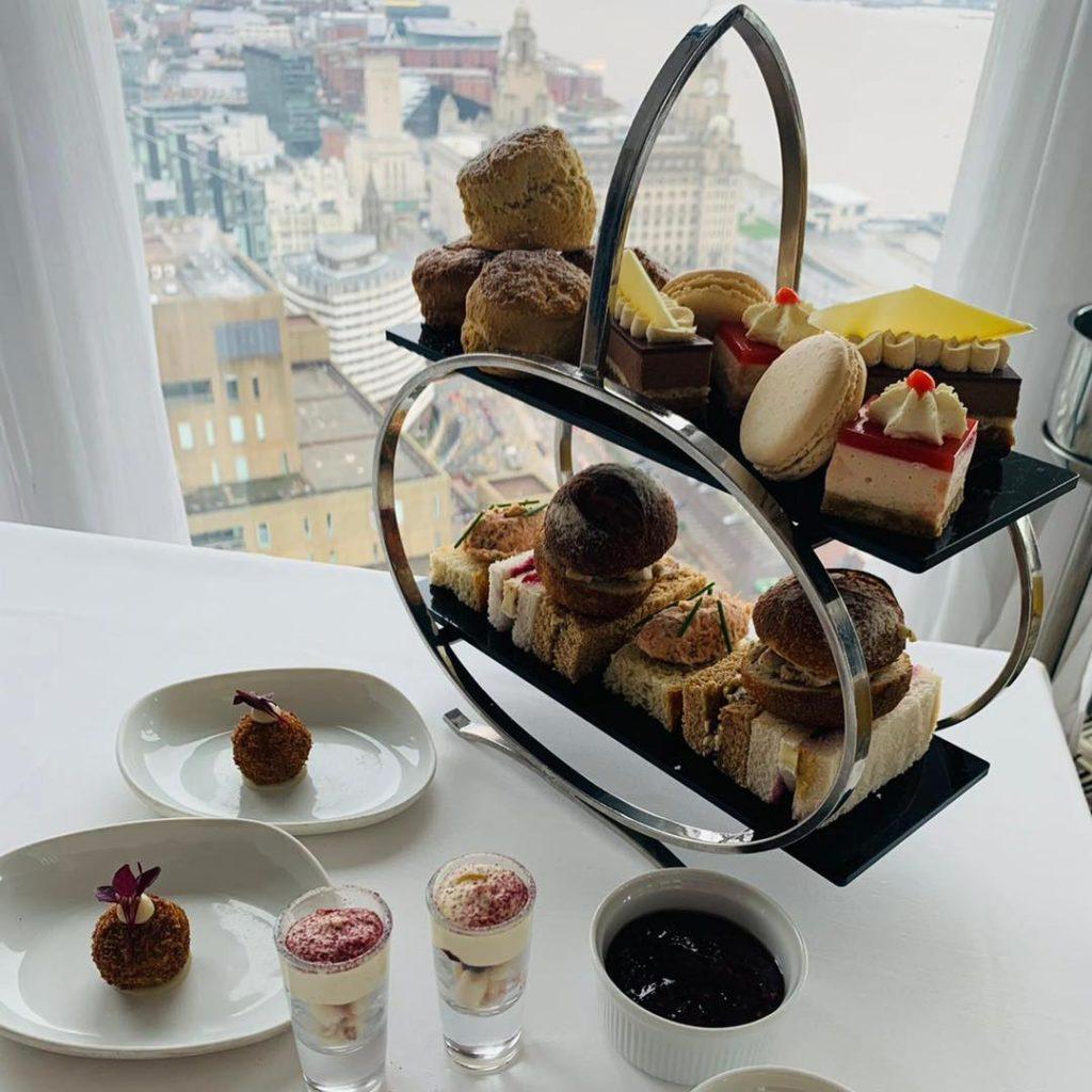 Afternoon Tea Liverpool - Panoramic 34