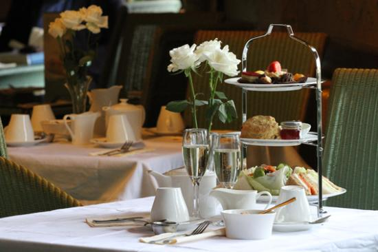 Afternoon Tea Manchester - The Plaza Stockport