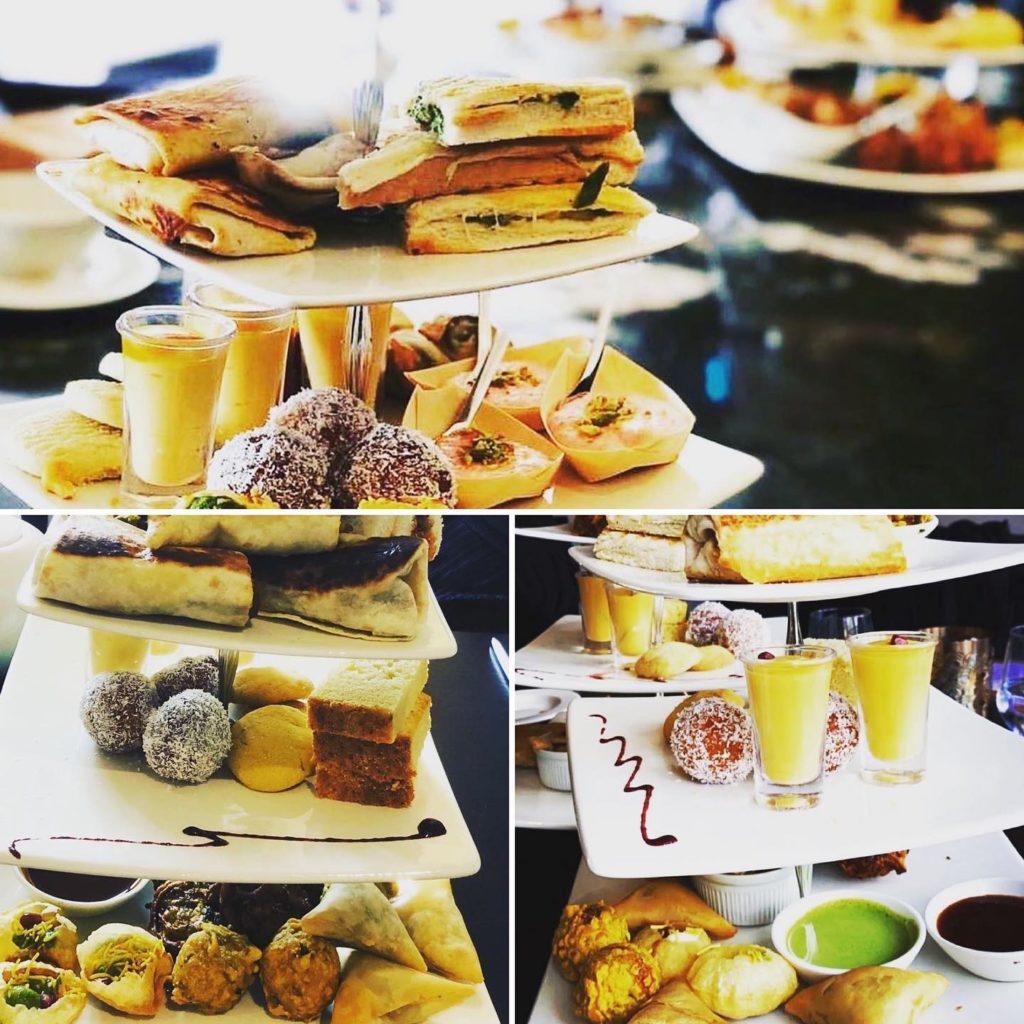 Afternoon Tea Birmingham - Praza Indian Afternoon tea