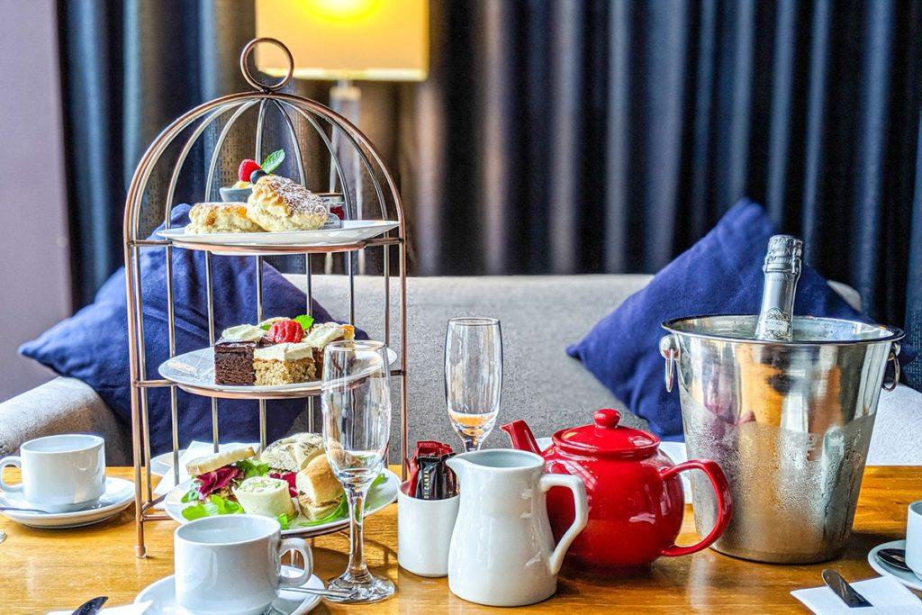 Afternoon Tea Liverpool - Radisson Blu Liverpool