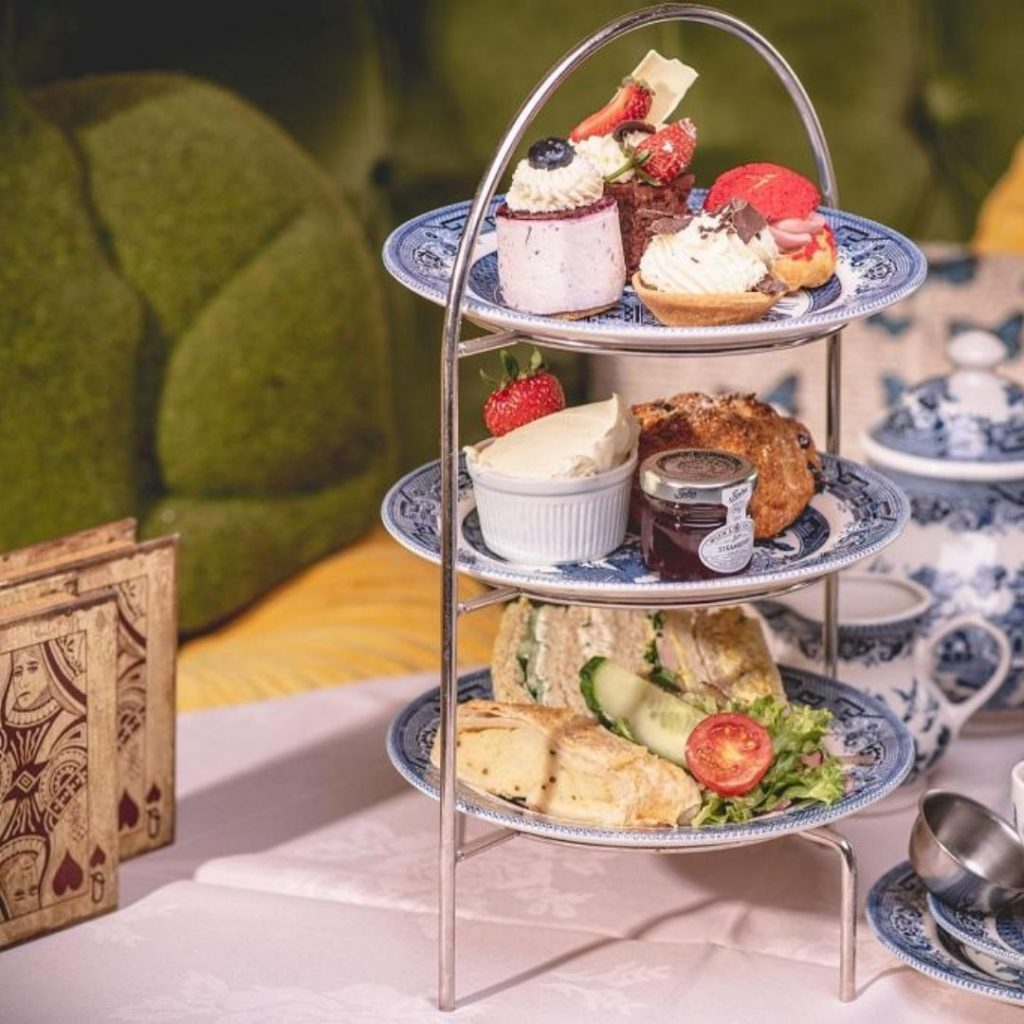 Afternoon Tea Manchester - Richmond Tea Rooms