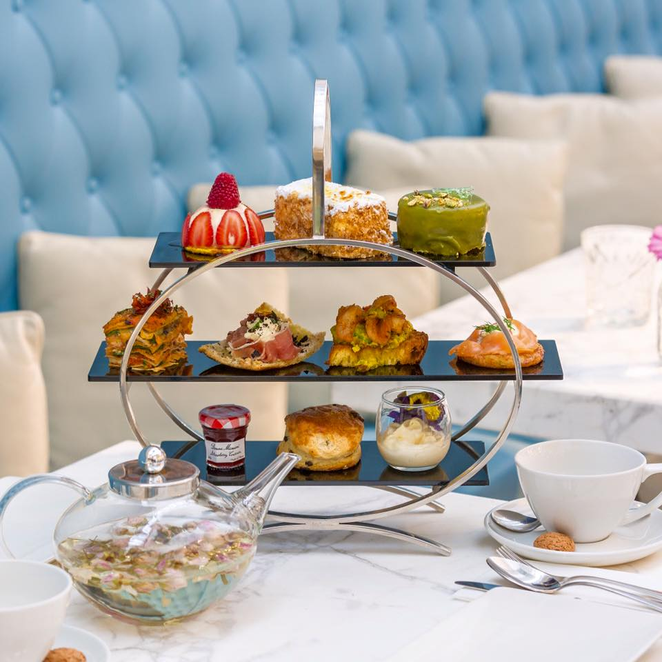 Afternoon Tea Manchester - San Carlo